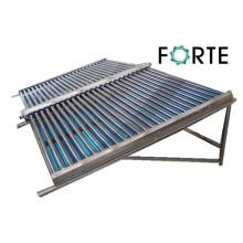 Calentador de agua solar de tubo de vidrio no presurizado