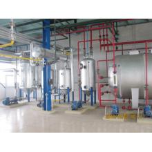 Europa popular com CE & ISO equipamentos de fracionamento de óleo de palma