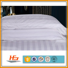 100% Polyester Micro Fiber Peached 105gsm White Bed Sheets