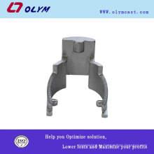 Изготовленный на заказ Производство цистерны для литья заготовок Машины запасные части прецизионное литье