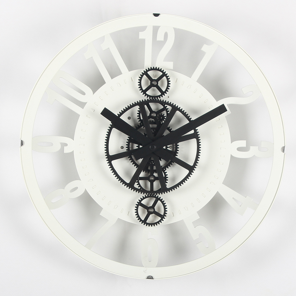 Maples Gear Wall Clock