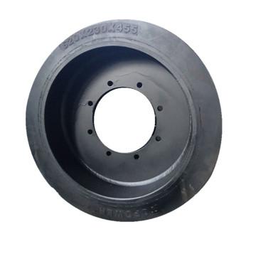 High quality press on solid tyre 24x9x18 620x230x455