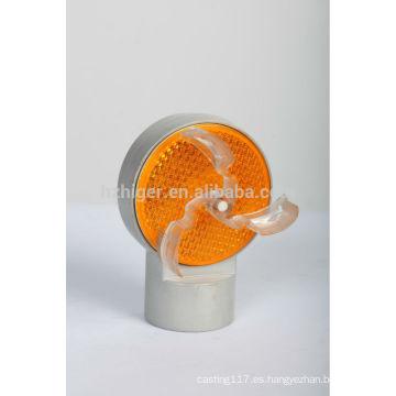 aluminio de fundición a presión piezas de herramientas de fundición a presión, luz de señal