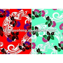 T/C 65/35 woven printed fabrics for making clothes