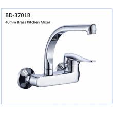 Bd3701b 40 мм Латунь однорычажный кухонный Кран