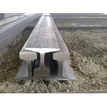 Hot Rolled U71mn 38kg/M Train Railway Steel Rail