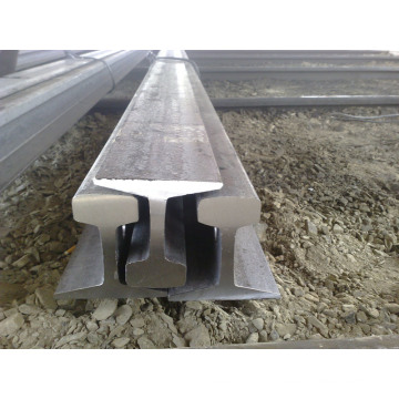 Горячекатаный поезд U71mn 38 кг / м Железнодорожный стальной рельс