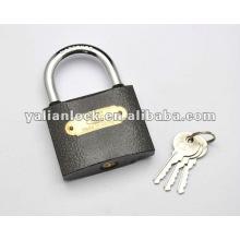 Cadeados de segurança revestidos de plástico