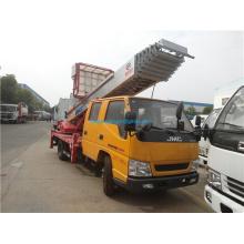 JMC 30meters aerial ladder lift truck for sale