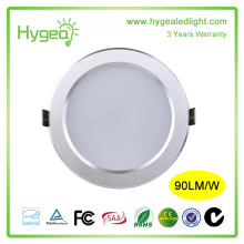 Manufacture high bright led ceiling lamp 7W 3 year warranty cob led downlight