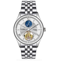 Customize All stainless steel men watches stainless steel