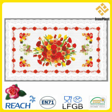 PVC Independent Design Transparent Tablecloth