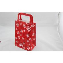 Christmas Red Colored paper bag