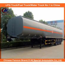 Acid Delile Trailer 40ton para 40m3 Liquid Liquid Delivery Tank