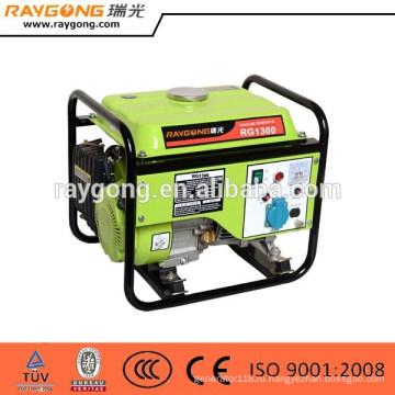 1KVA переносной бензиновый генератор