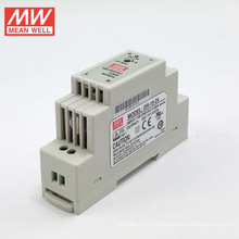 MEAN WELL 15W DIN Rail Power Supply 24V with UL cUL CB CE certificates DR-15-24