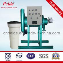 Système de traitement d'eau de recyclage de dérivation pour systèmes de tours de refroidissement