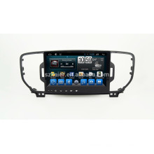 Kaier Supplier Good quality Car dvd GPS for kia sportage 2015 2016 Support Rear view Camera SWC