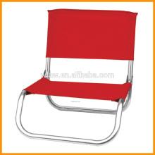 Cadeira de praia promocional