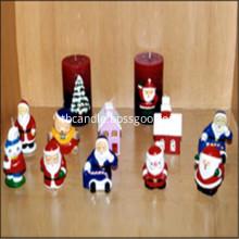Christmas Candle Lights Christmas Tree Candle Christmas Candle Decorations