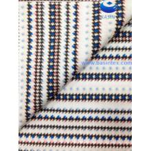 Turkey Stripe Design Ivory Printing Sofa Fabric (BS8128-2)