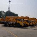 kleiner mobiler LKW mit Kran 10 Tonnen