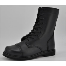 High Cut Military Goodyear Safety Work Boots
