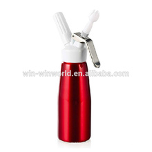 1 Pint Custom Stainless Steel Whipped Cream Dispenser