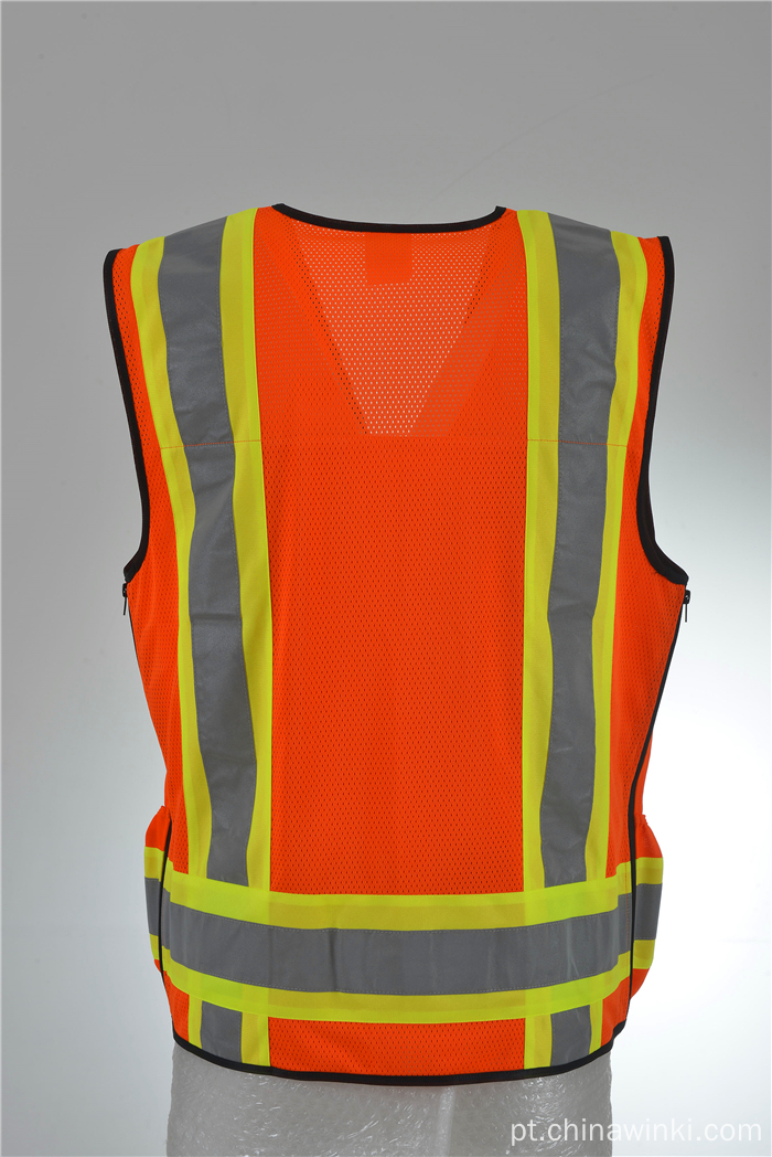 Reflective High Shine Olá Viz Surveyor Vest