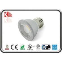 E27 par16 led bulb for home lighting , Cool white 9000k cob