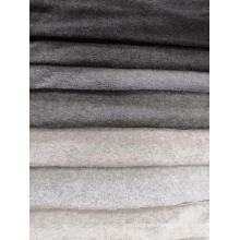 100% Polyester Melange Polar Fleece Fabric