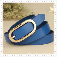 Fashion ladies genuine leather belt