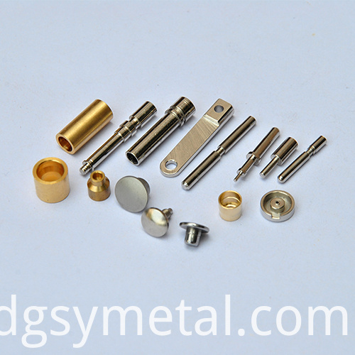 brass lathe parts