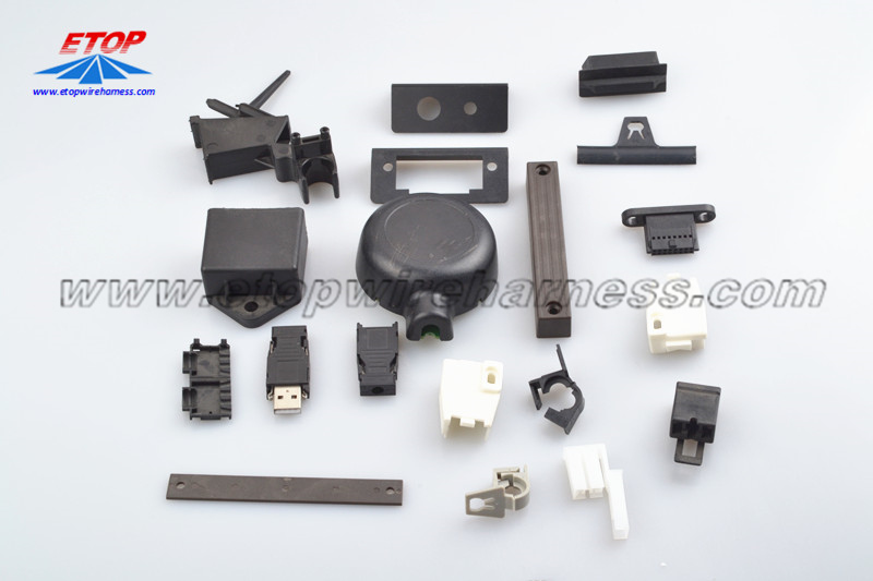 Injected Plastic Parts Connector