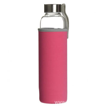 wholesale hot sale new product glass bottle tea tumbler