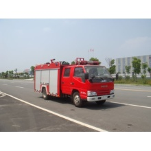 3ton JMC engine Fire Fighting Truck Euro2