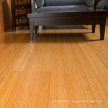 Oak grain natural color with 14mm solid bamboo flooring