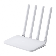 Original Xiao mi WIFI Mi Router 4C 64 RAM 300Mbps 2.4G 802.11 b/g/n 4 Antennas Band Wireless Routers WiFi Repeater APP Control