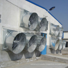 Poultry Control Shed Equipment Exhaust Cone Fan 50""