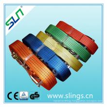 Sln RS13 Ratchet Strap with Hooks Ce GS
