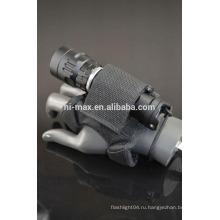 Алюминиевый Cree перезаряжаемые светодиодный фонарик подводного плавания