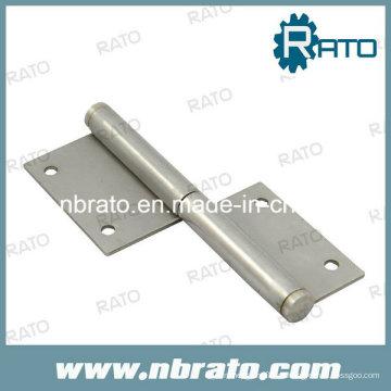 Dobradiça da bandeira do aço inoxidável da porta do PVC