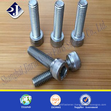 stainless steel hex socket bolts