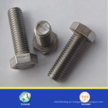 Aço Inoxidável 18-8 Parafuso Hex