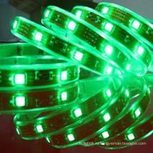 Высокое качество CE и ROHS сертификации водонепроницаемый IP68 5050 SMD светодиодные полосы света с 3 лет гарантии