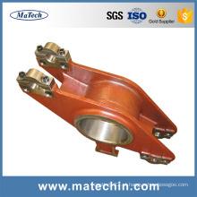 Peças de carcaça de investimento de aço inoxidável personalizadas profissionais de Ss304 316