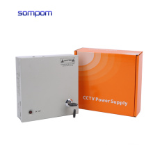 Factory direct sales 12V5A 4CH output power box CCTV monitoring power box