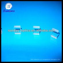 Placa de vidro quadrado óptico