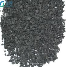 Carvão ativado de casca de coco para tratamento de esgoto