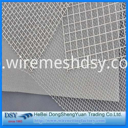 316L stainless steel wire mesh crimped wire mesh